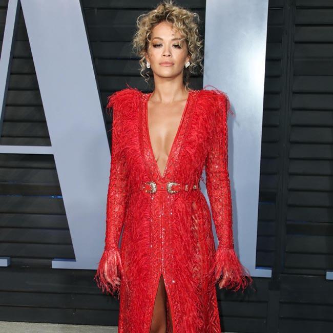 Rita Ora's insecurities
