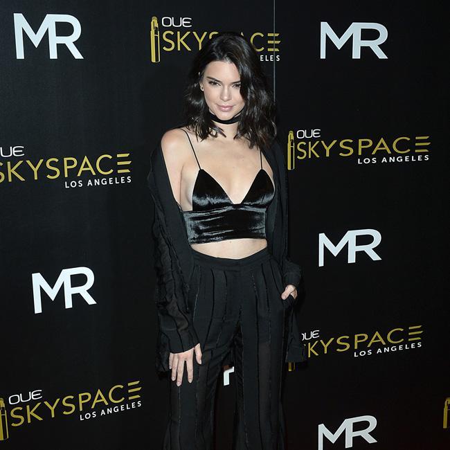 Kendall Jenner slams media for 'putting her life in danger'