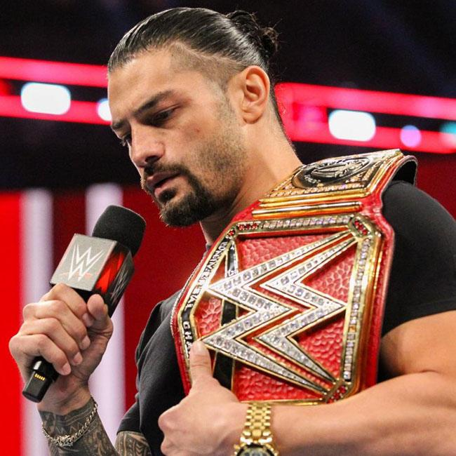 Roman Reigns is battling leukaemia