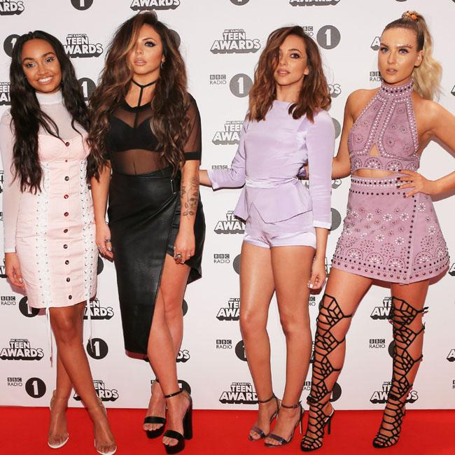 Little Mix enjoy success at the BBC Radio 1 Teen Awards