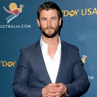 Chris Hemsworth fears boredom
