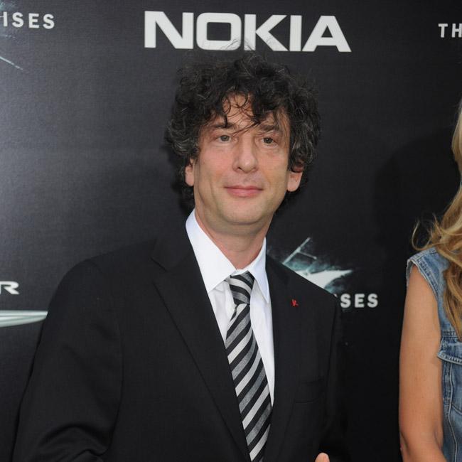 Neil Gaiman signs Amazon Studios deal