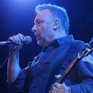 Peter Hook is 'immensely' proud of son for joining Smashing Pumpkins