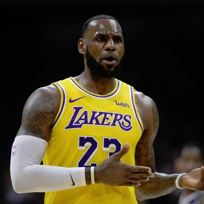 LeBron James in talks for Friday the 13th reboot