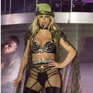 Britney Spears' 'hip-hop' residency