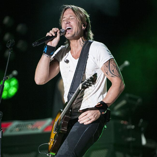 Keith Urban's thrilling success