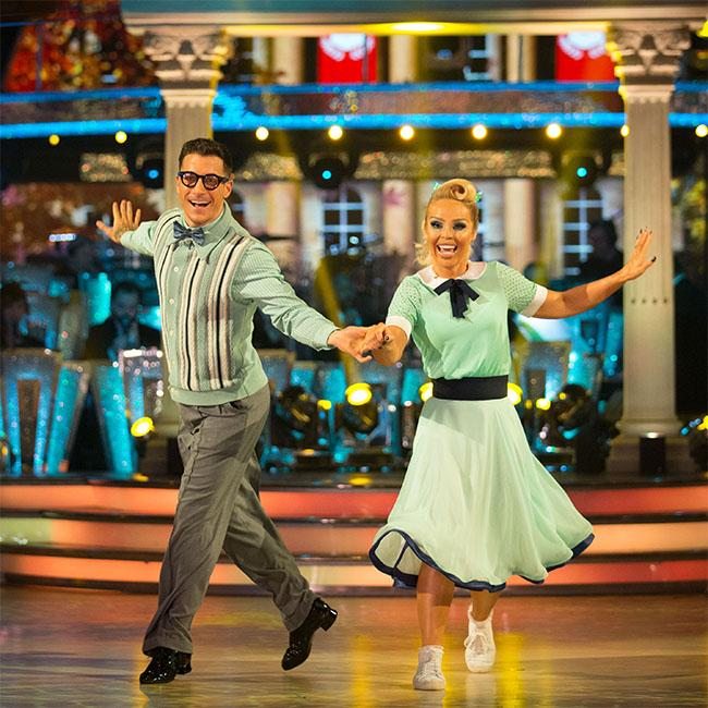 Katie Piper leaves Strictly Come Dancing