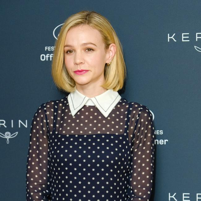 Carey Mulligan bombarded with texts after husband's wedding yawn