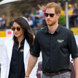 Duke and Duchess of Sussex want a 'normal' life for their child