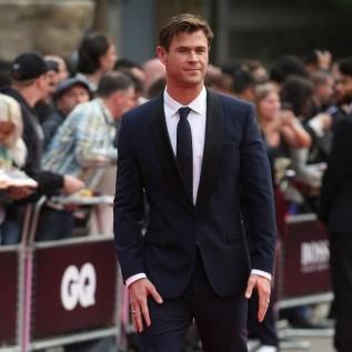 Chris Hemsworth: Parenting is hard