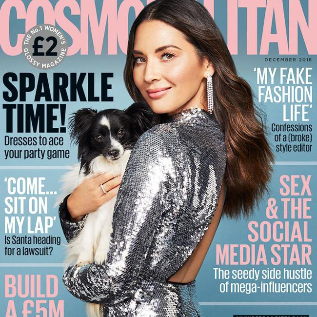 Olivia Munn: If speaking up costs me my career, I don't want it anyway