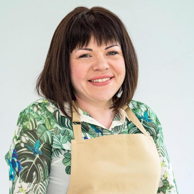 Briony Williams leaves Great British Bake Off