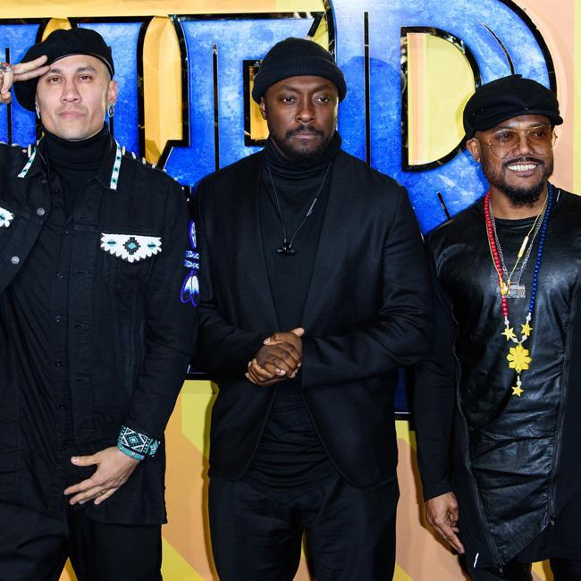 Black Eyed Peas land ITV documentary