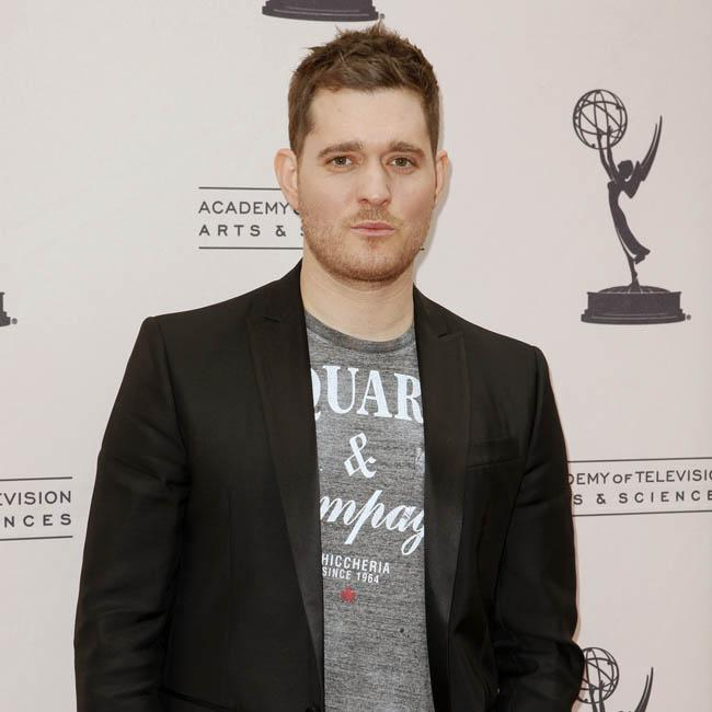 Michael Buble struggled with son's cancer diagnosis