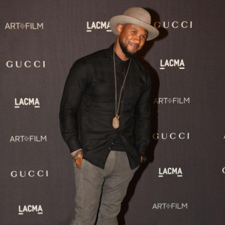 Usher marks 40th birthday with star-studded event