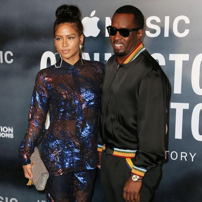 Sean 'Diddy' Combs and Cassie Ventura split