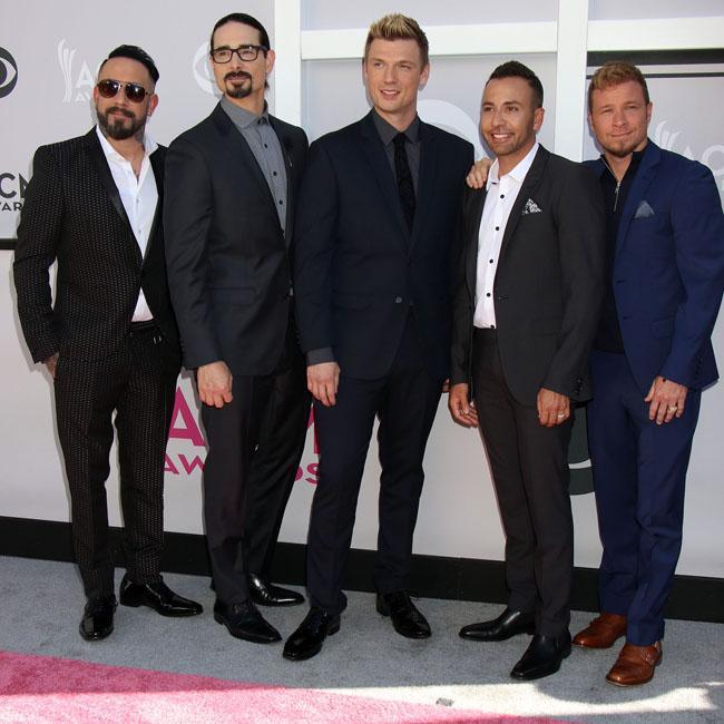 Backstreet Boys' Brian Littrell wants his son to go solo