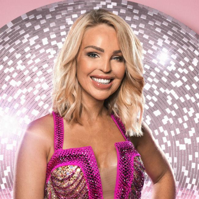 Katie Piper's Strictly Halloween dread
