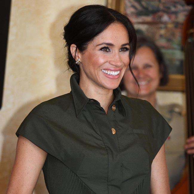 Duchess Meghan wears Diana's earrings in Sydney