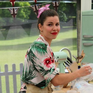 Manon Lagreve booted off Bake Off