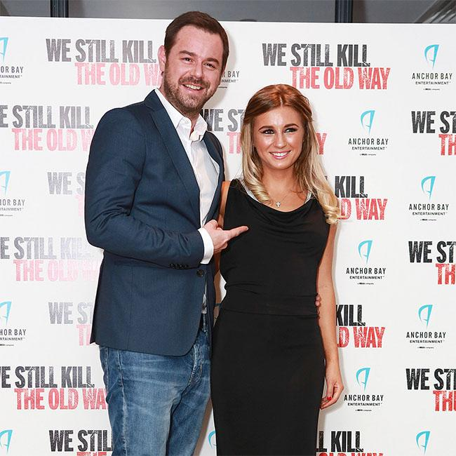 Danny and Dani Dyer will appear on Celebrity Gogglebox
