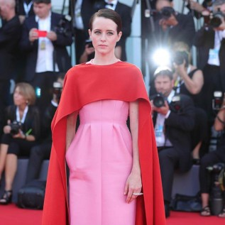 Claire Foy dislikes 'strong women' term