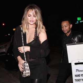 Chrissy Teigen wishes she could avoid online hate