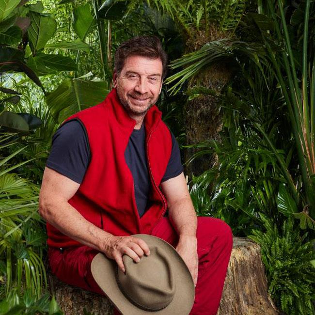 Nick Knowles has hit No.1 on the iTunes Charts
