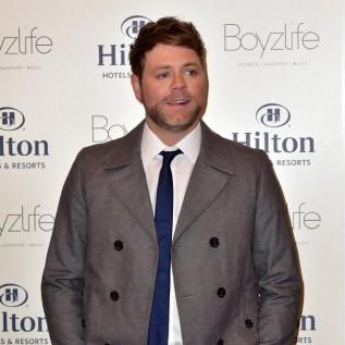 Brian McFadden shrugs off Gemma Collins 'banter' about bedding him