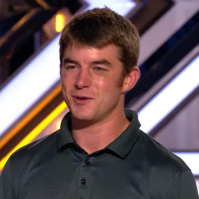 Anthony Russell's X Factor fears