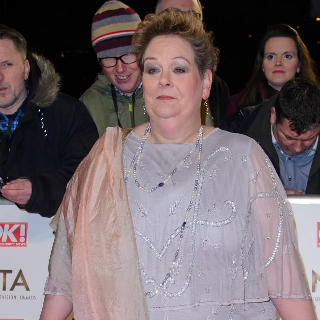 Anne Hegerty fears letting people down on I'm A Celebrity