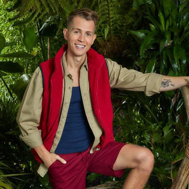 James McVey's bandmates insist he won't be eating any creepy crawlies in I'm A Celeb