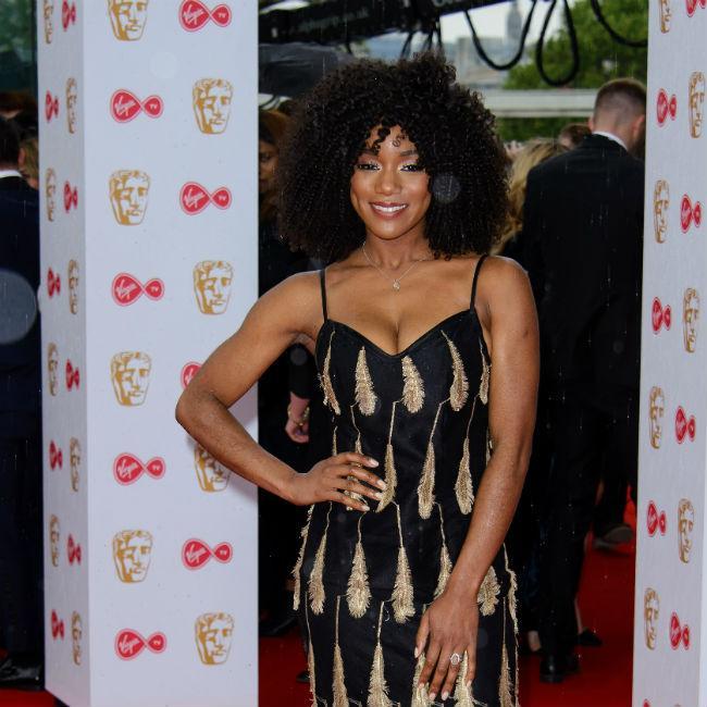Rachel Adedeji's Hollyoaks return nerves