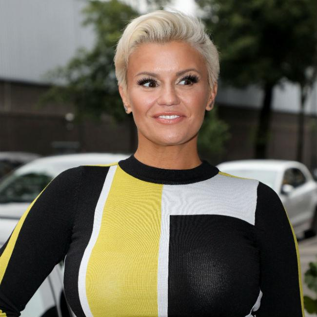 Kerry Katona speaks with brother for the first time
