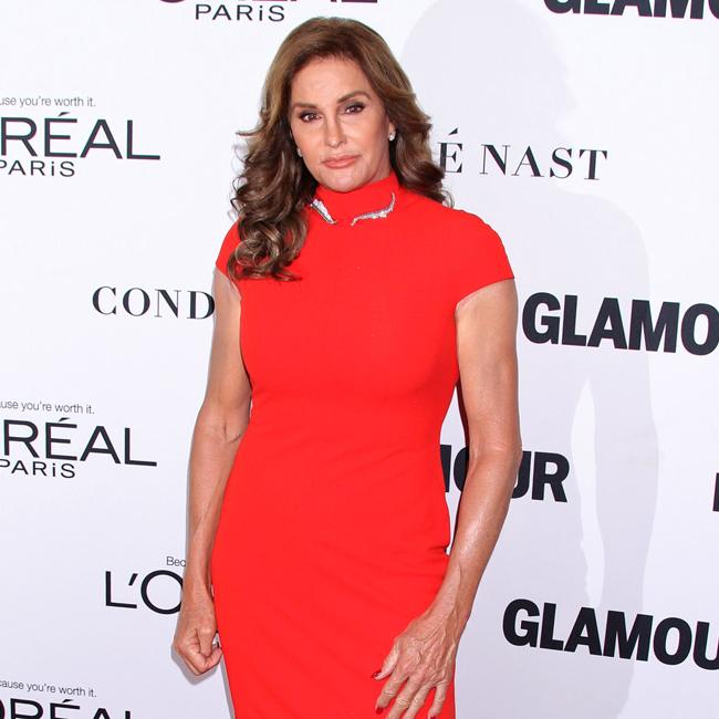 Caitlyn Jenner's home spared from fire