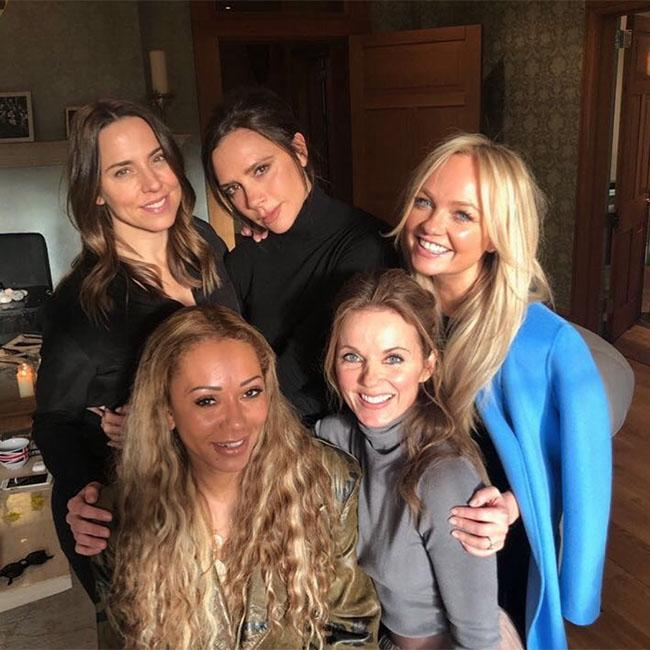 The Spice Girls champion People Power