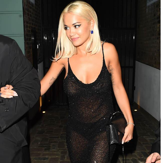 Rita Ora dating reality star Eyal Booker?