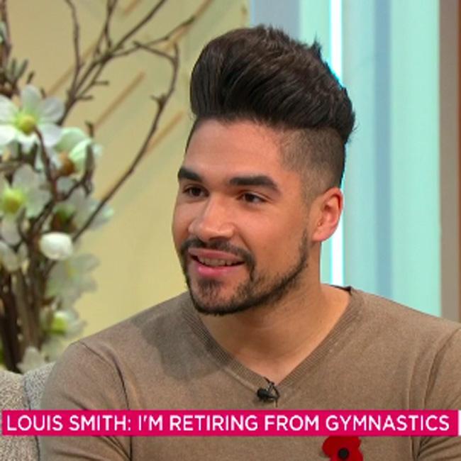 Louis Smith retires from gymnastics