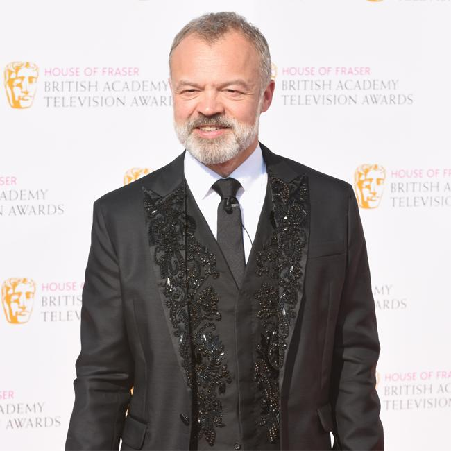Graham Norton says he's outgrown 'mean' jokes