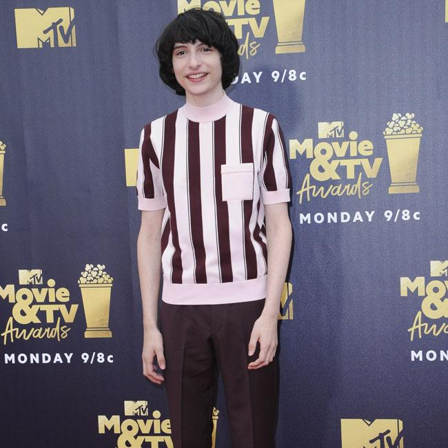 Finn Wolfhard has finished filming IT sequel