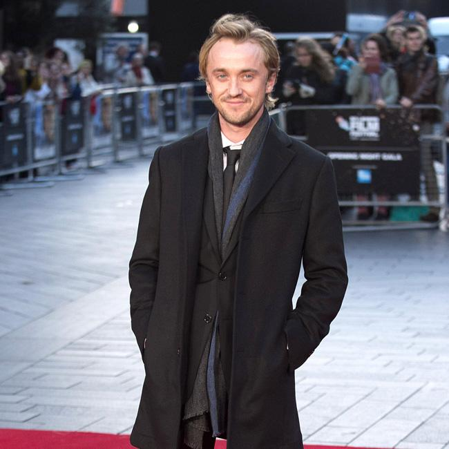 Tom Felton's fan offered to adopt him