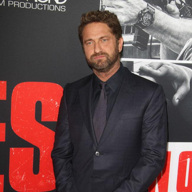 Gerard Butler takes in victims of wildfires
