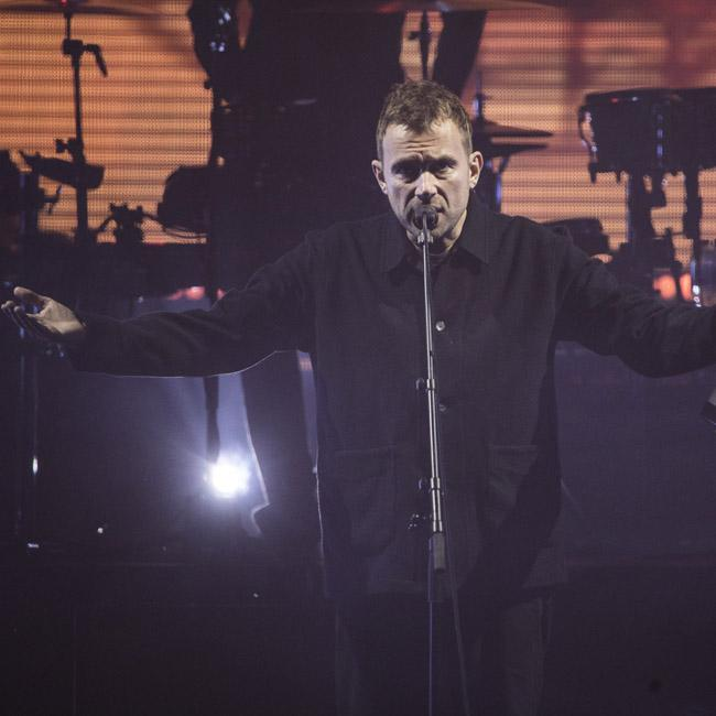 Damon Albarn wishes he'd spoken out with his music before Brexit