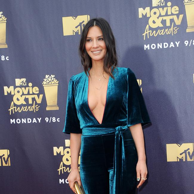 Olivia Munn got great dating advice from Jamie Foxx