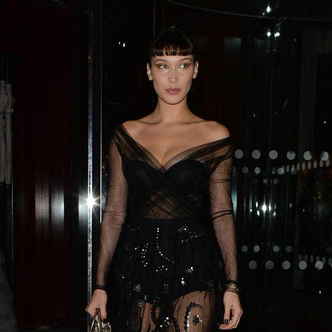 The Weeknd and Bella Hadid spotted 'making out like crazy'