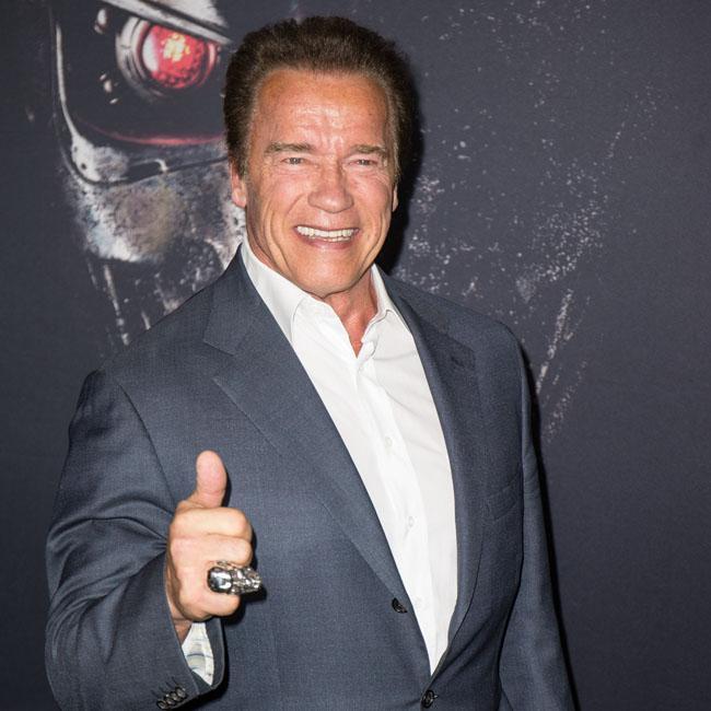 Arnold Schwarzenegger pleased with Chris Pratt