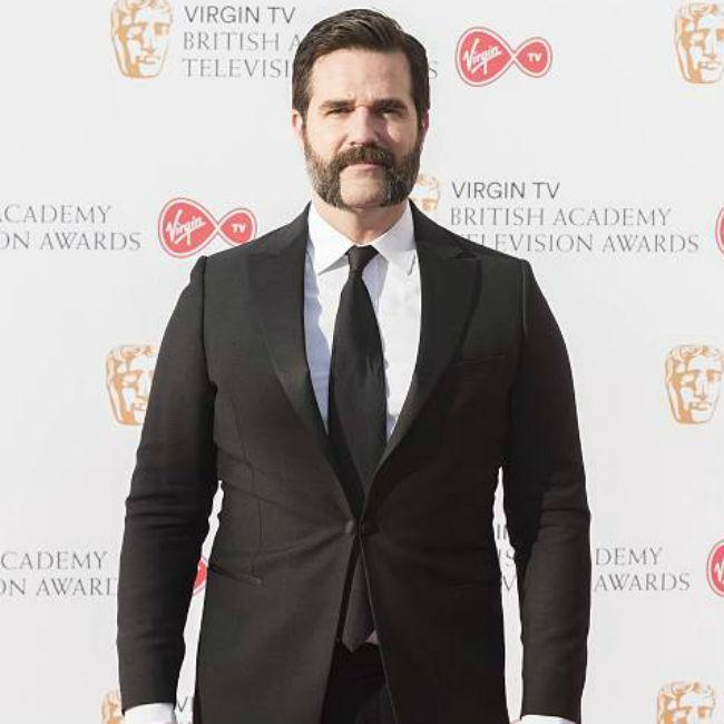 Rob Delaney will be the first person to sign a CBeebies Bedtime Story