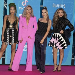 Little Mix's Jesy Nelson says Strip video is 'liberating'