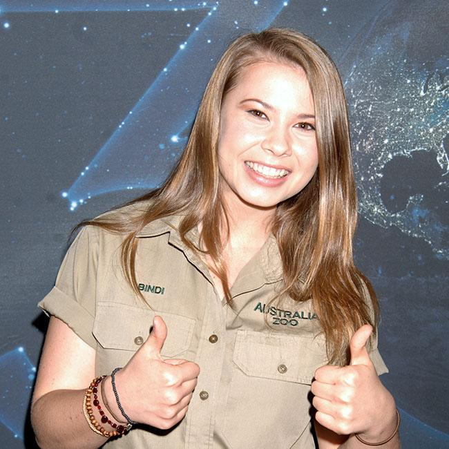 Bindi Irwin hopes her father is 'proud' of her work
