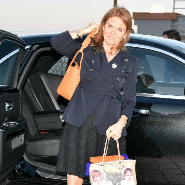 Sarah Ferguson's happy divorce
